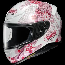 Shoei Helmets RF-1200 HARMONIC TC-2 pink /White