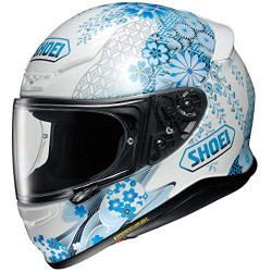 Shoei Helmets RF-1200 HARMONIC TC-2 blue /White