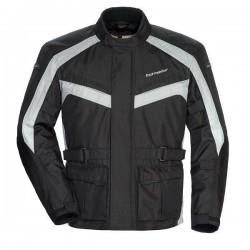 TOURMASTER- Saber 4.0 3/4 Jacket silver-blk