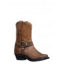 Boulet 8221 HillBilly Golden Vagabond Toe Boots