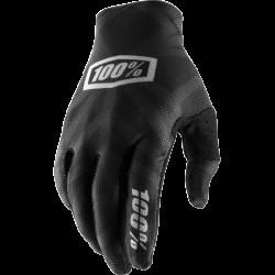 Celium 2 Gloves Black / Silver 100%
