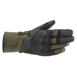 Andes V3 Drystar® Glove Black / Forest Green