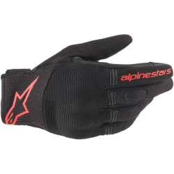 Copper Gloves Black / Red by Alpinestars