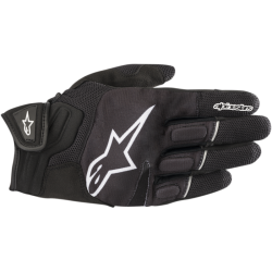 Atom Gloves Black / white by Alpinestars