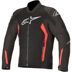 Viper V2 Air Jacket Black /red