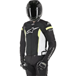 T-Missile Air Jacket Tech-Air® Compatible black / White/yellow