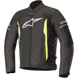 T-Faster Air Jacket BLACK/ YELLOW