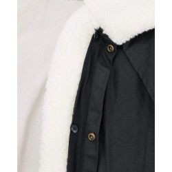 Outback's WOOL BUTTON IN LINER-2008