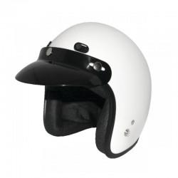 Kid's Open Face Helmet CLASSIC JUNIOR White