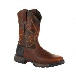 Men's Durango Maverick Pro Ventilated Tobacco Work Boots