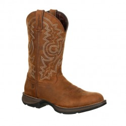 Men's Rebel by Durango Waterproof Coyote Brown Boots