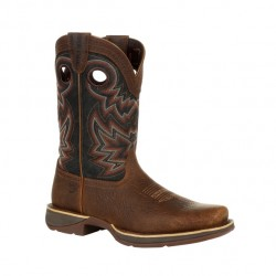 Men's Rebel by Durango Chocolate/Black Western Boots