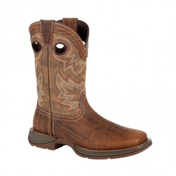 Men's Rebel by Durango Trail Brown Western Boots