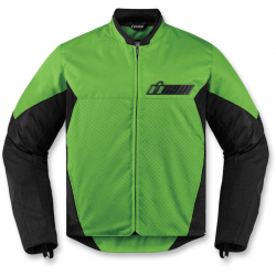 Konflict Jackets Green by ICON