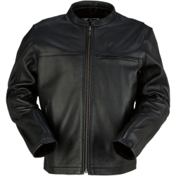 Munition Leather Jacket by Z1R