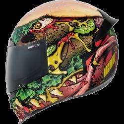 ICON - AIRFRAME PRO - FAST FOOD Helmet