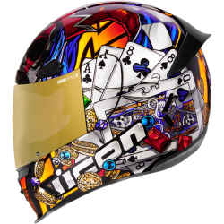 ICON - AIRFRAME PRO - LUCKY LID3 Helmet