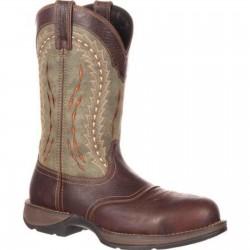 Durango Rebel Composite Toe Saddle Western Boot DDB0107 Wide
