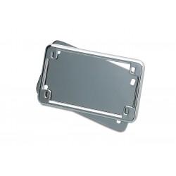 License Frame & Back Plate Set