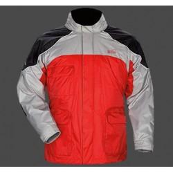 Sentinel Mens Rainsuit Jacket red