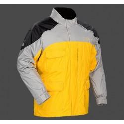 Sentinel Mens Rainsuit Jacket yellow