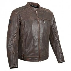 Joe Rocket KING CRUISER 2.0 Leather Jacket Vintage Brown