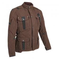 Joe Rocket's - LAURENTIAN TEXTILE JACKET Brown