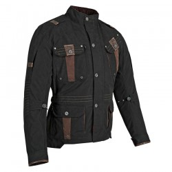 Joe Rockets LAURENTIAN TEXTILE JACKET black
