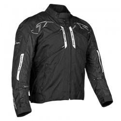 joe rocket's - Trans CanadaTextile Jacket BLACK