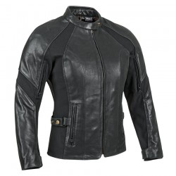 Joe Rocket Riviera Leather/Textile Jacket Black