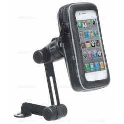 "Cell Phone Holder SHAD- 3.8"" mirrir fixation"