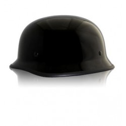 German style - CHOPPER GLOSSY BLACK