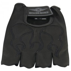 Roadkrome's -Chopper - Black flame glove
