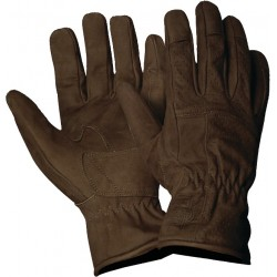 Sonic Suade gloves brown