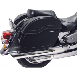 SADDLEBAG NASHVILLE SLEEK RIGID