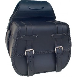 RK VEGAS BRAIDEDTHROW OVER SADDLEBAG 2033