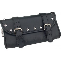 RK WINDSHIELD POUCH STUDDED 10''X5''X2''