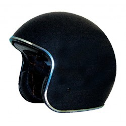 Route 80 DDV black Open face helmet