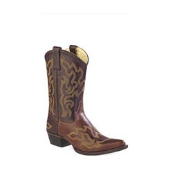 Old West 18053 Women's Fashion Wear Boots - Brown