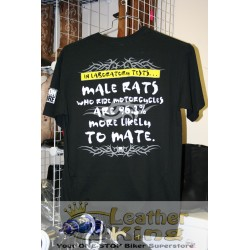In Lab Tests Male Rats... Tee size M