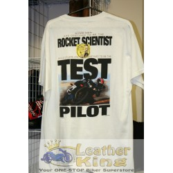 Destiny - Rocket Scientist or Test Pilot - Tee - Xtreme