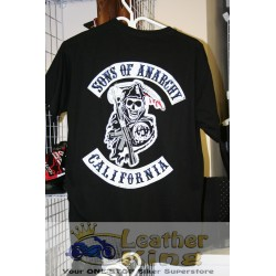 SOA California - Tee