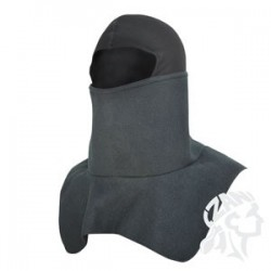 Balaclava Fleece w/ Dickie-black