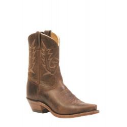 "Boulet 8"" Ladies Selvaggio Wood Snip Toe boot 2617"