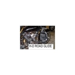 H.D. Road Glide - Engine Guard