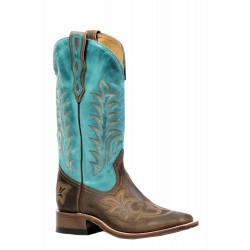 Boulet Ladies Wide Square Toe Boot 4307