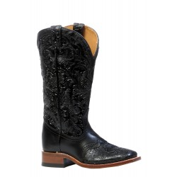 Boulet Ladies Wide Square Toe Boot 4311