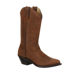 DURANGO RD4112 WILD TAN LEATHER WESTERN BOOT