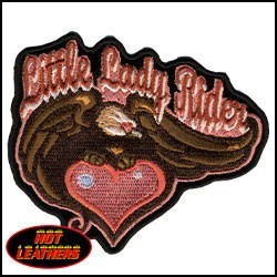 Little Lady Rider - PATCHES