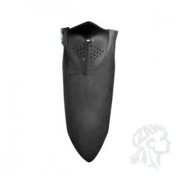 Face Masks-cotton/neoprene-black